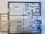 LANVALLAY : T2 avec locataire 3/7