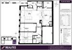 Appartement ST MALO: T3 de 84m² 2/4