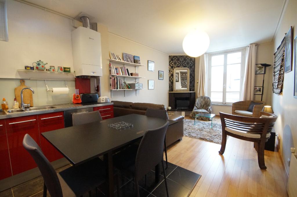 appartement MAISONS-LAFFITTE - 2 pièce(s) - 40 m2