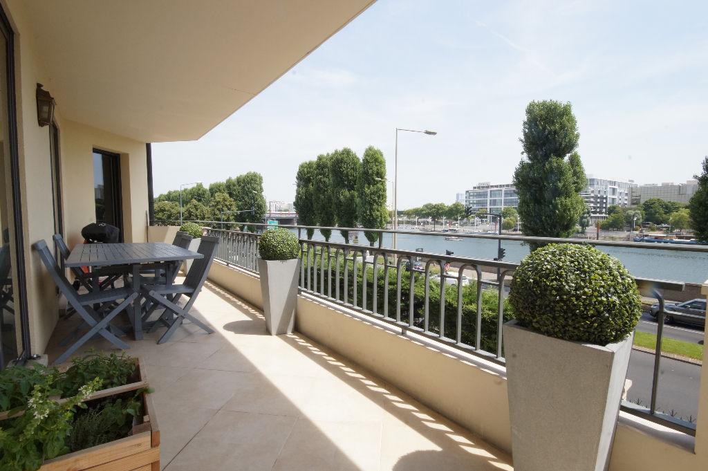appartement COURBEVOIE - 4 pièce(s) - 106 m2 - Lot 06
