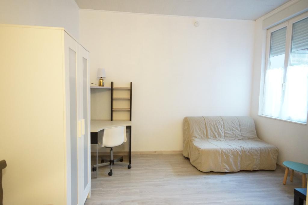 Studio meublé - La Garenne Colombes 21 m2