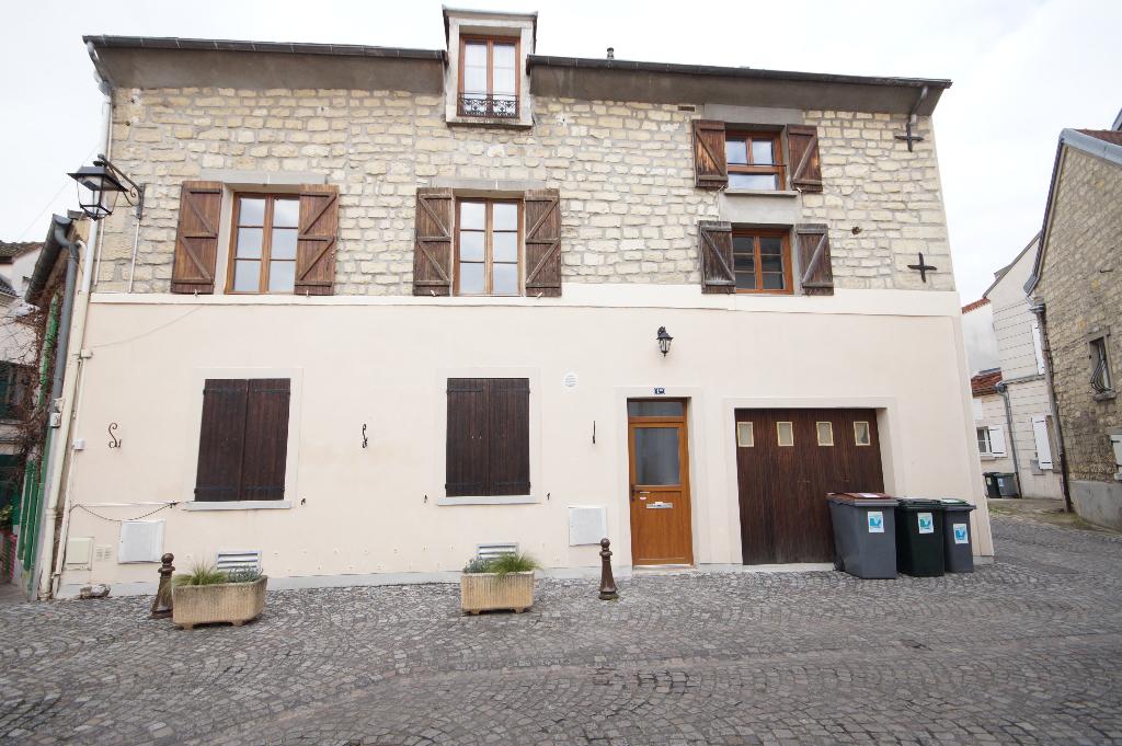 MAISONS-LAFFITTE - Appartement 2 pièces de 31 M² Vendu LOUÉ
