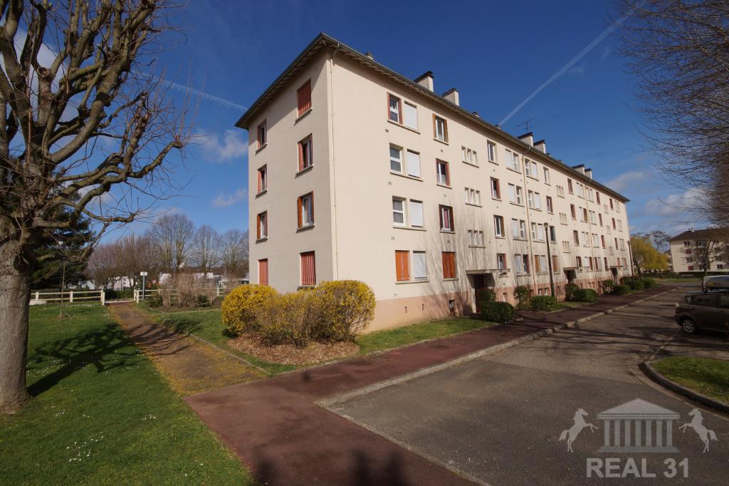 Appartement 4 pièces de 70 M² - LE MESNIL LE ROI