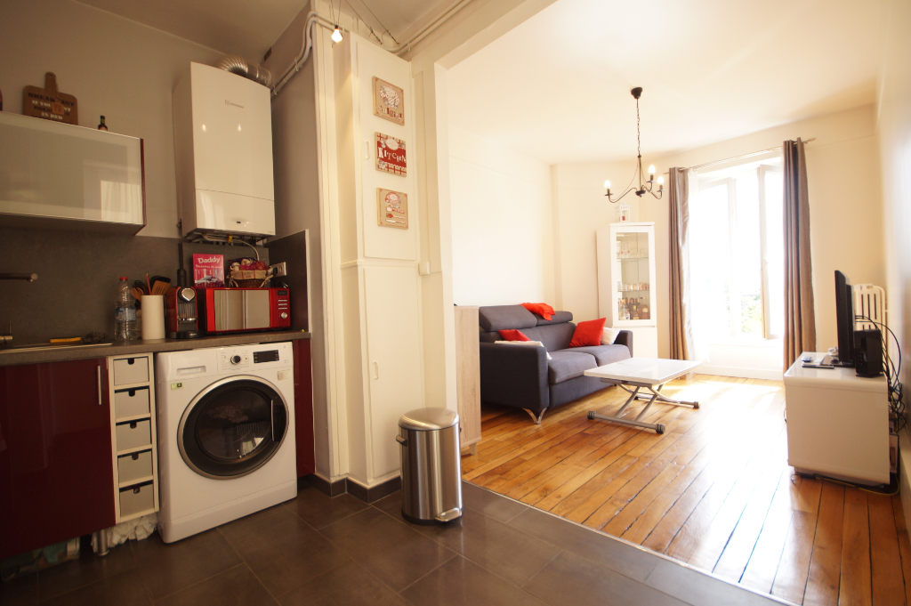 Appartement Maisons-laffitte 2 pièce(s) 38.21 m2