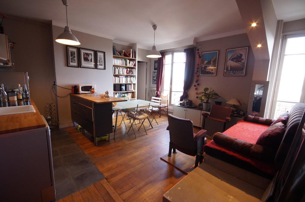 Appartement Maisons Laffitte 3 pièce(s) 56.53 m2
