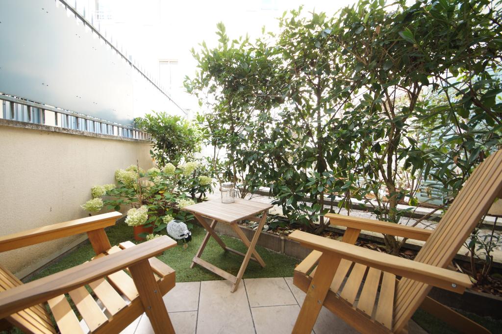 MAISONS-LAFFITTE - Studio en Rez de Jardin VENDU LOUÉ