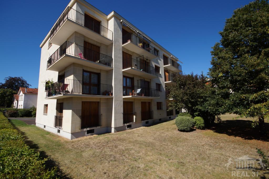 Appartement 2 pièces de 43M² - MAISONS-LAFFITTE