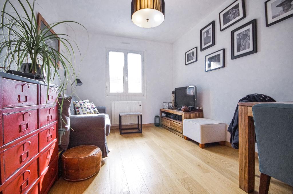 Appartement 2 Pièces MEUBLE en Duplex - Maisons-Laffitte - 26m²