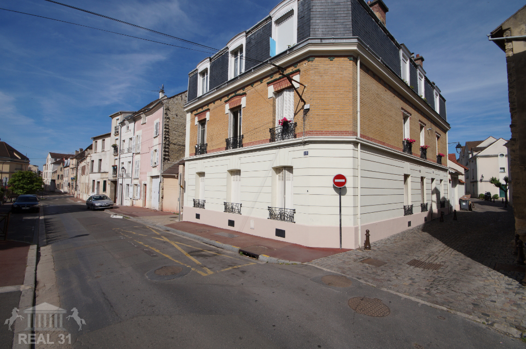 Studio de 21 M² - Vendu loué - Petit Parc de MAISONS-LAFFITTE
