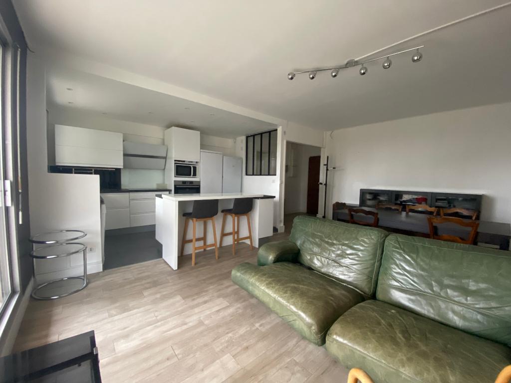 MAISONS-LAFFITTE - Appartement  3 pièces de 65m² Meublé