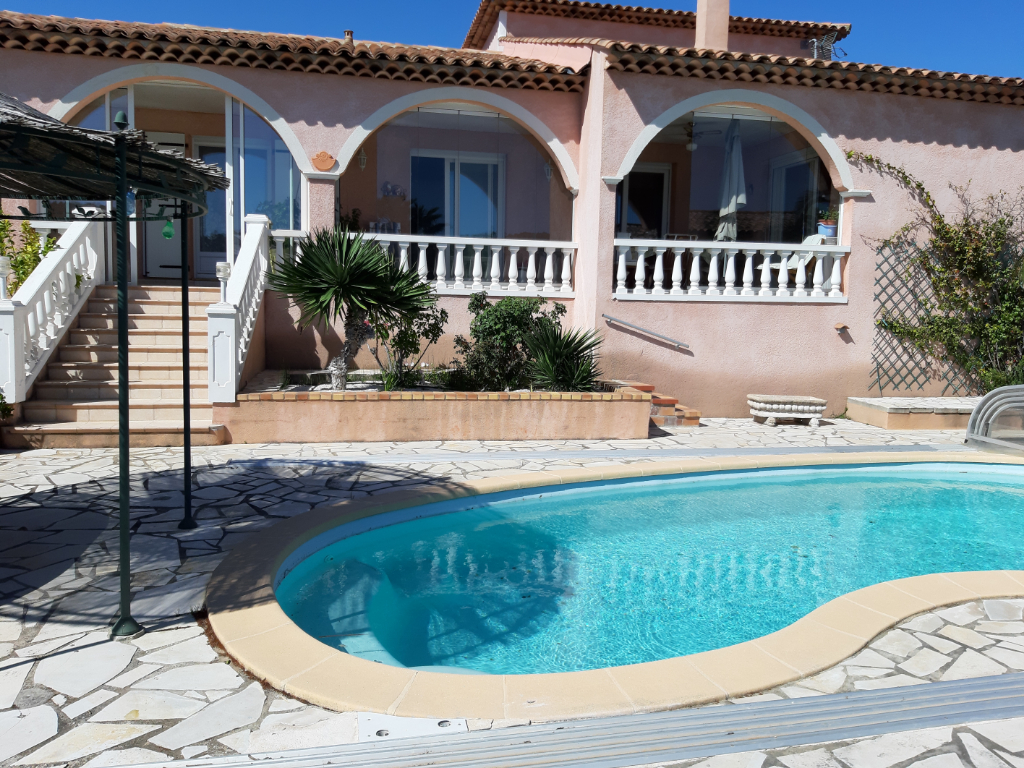 Magnifique villa Saint Raphael