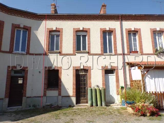 Maison de ville A vendre / Acheter - 5 pièces - 97 m²