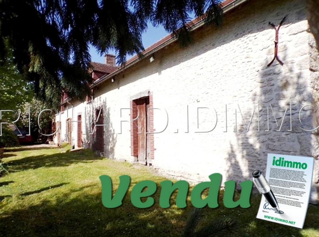 Maison A vendre - 3 pièces - 100 m² - PANNES - 45 - LOIRET