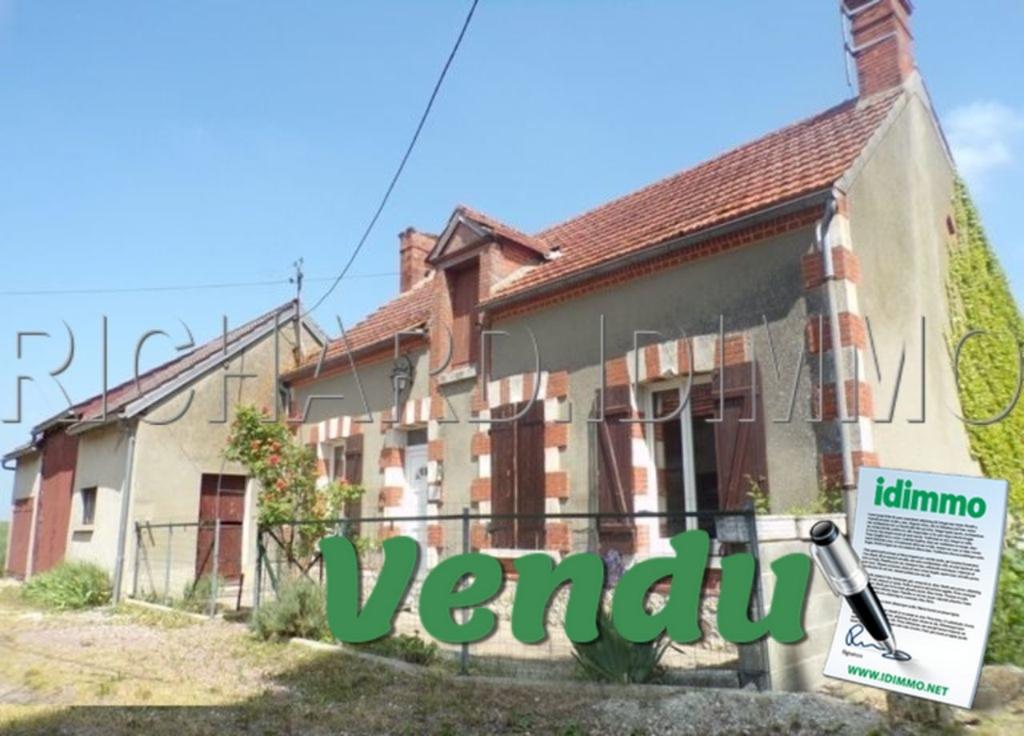 VENDU Maison - 3 pièces - 75 m² - CORBEILLES - 45 - LOIRET