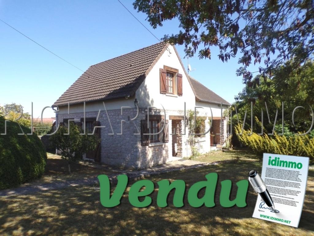 VENDU Maison - 6 pièces - 112 m² - AUXY - 45 - LOIRET