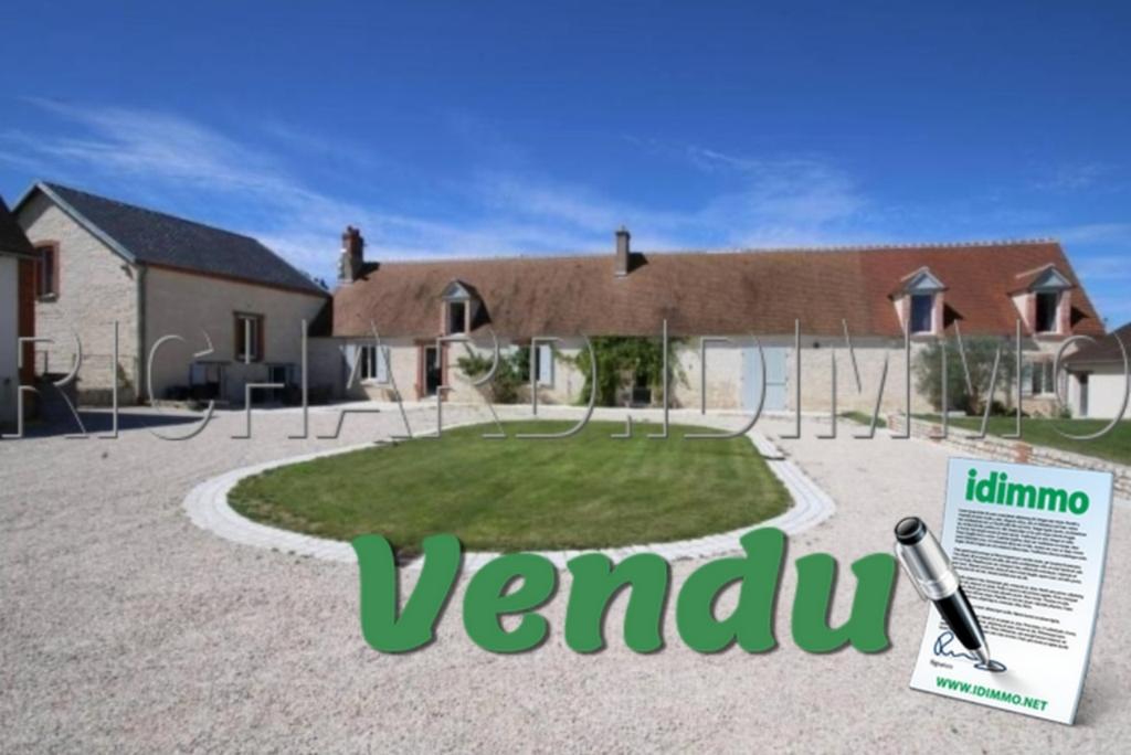 VENDU Maison - 8 pièces - 313 m² - JURANVILLE - 45 - LOIRET