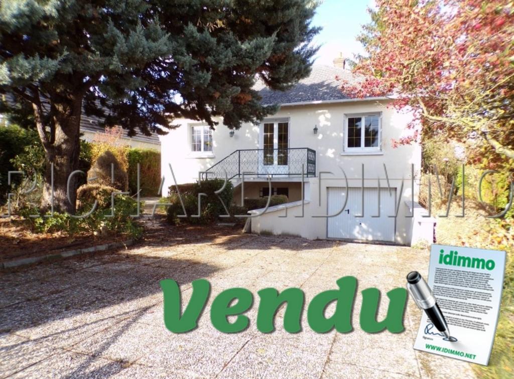 VENDU Maison - 3 pièces - 72 m² - CORBEILLES - 45 - LOIRET