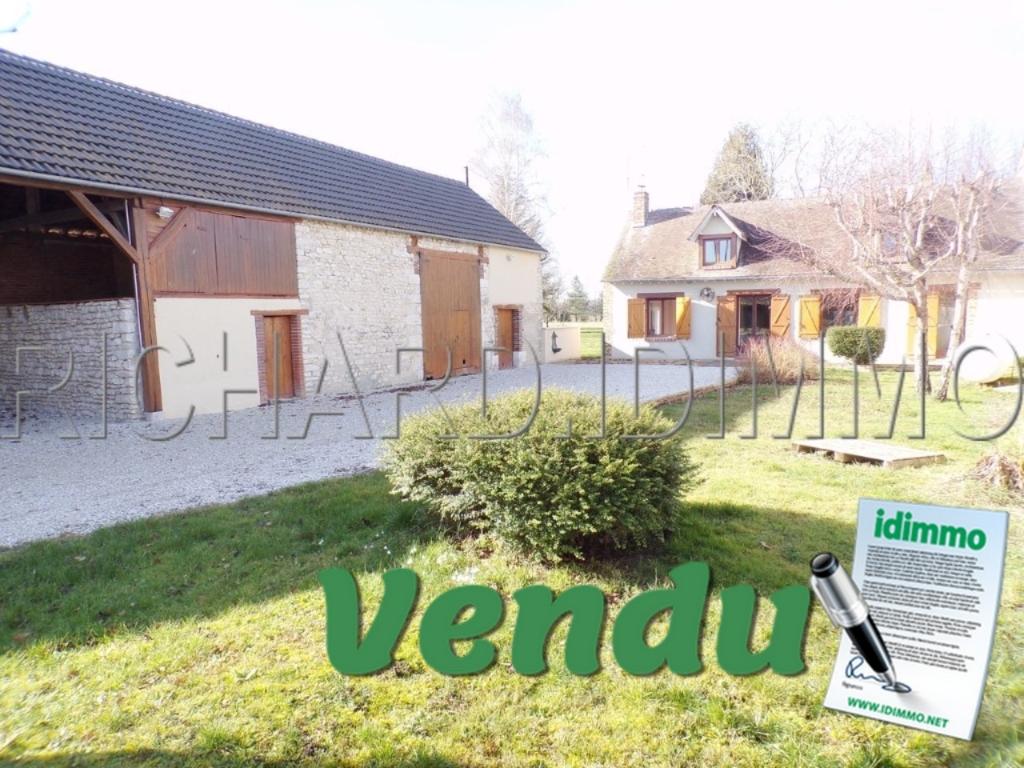 VENDU Maison - 4 pièces - 106 m² - MIGNERETTE - 45 - LOIRET