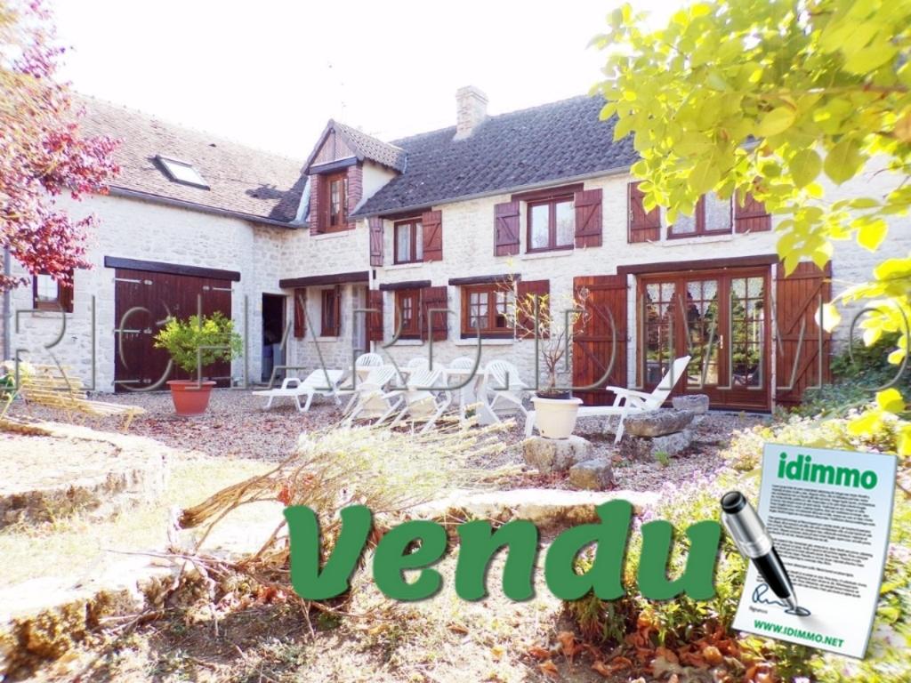VENDU Maison - 6 pièces - 217 m² - AUXY - 45 - LOIRET