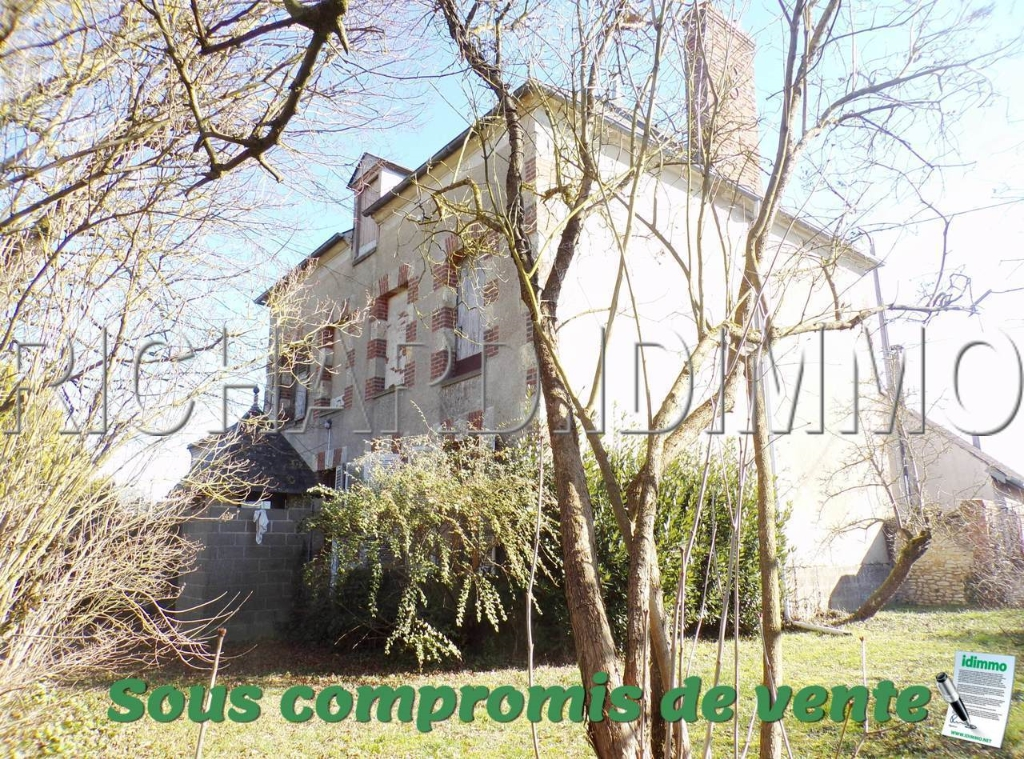 OFFRE D'ACHAT ACCEPTEE - Maison A vendre - 7 pièces - 127 m² - LORCY - 45 - LOIRET