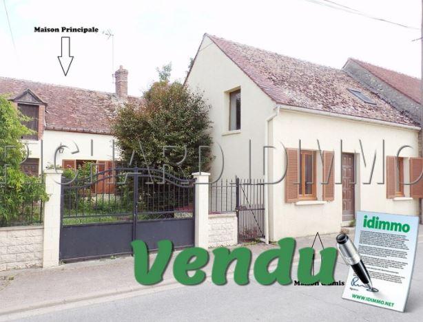 CORBEILLES - MAISON A VENDRE - 6 pièces - 156 m² - 45 - LOIRET