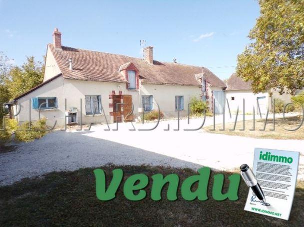CORBEILLES - Maison A vendre - 3 pièces - 90 m² - 45 - LOIRET