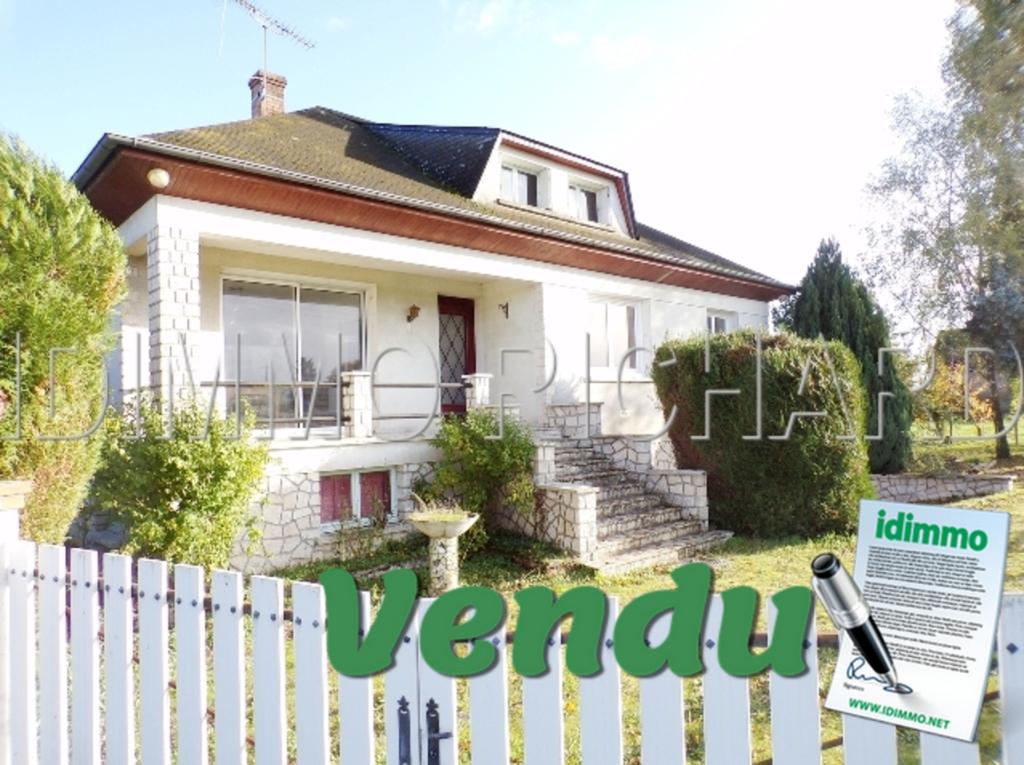 SOUS COMPROMIS DE VENTE - LORCY - Maison - 4 pièces - 100 m²
