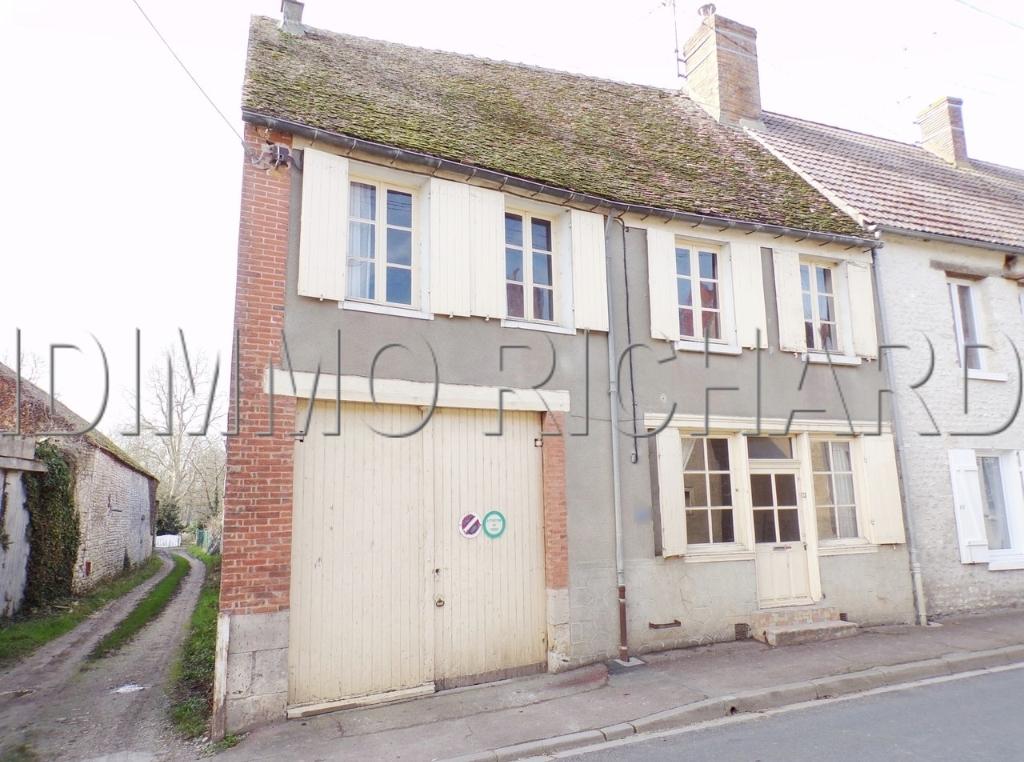 CORBEILLES - Maison A vendre - 3 pièces - 78 m² - Dépendances - 45 - LOIRET