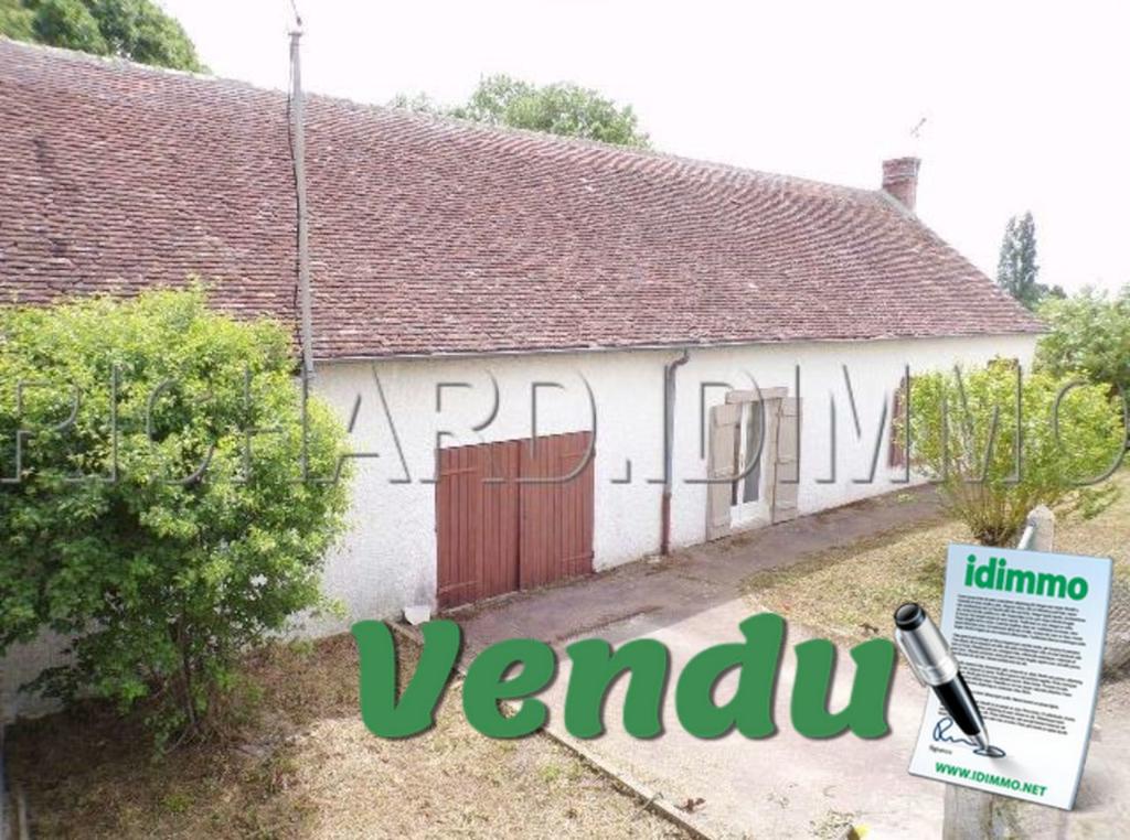 SOUS COMPROMIS DE VENTE - CORBEILLES - Maison - 4 pièces - 65 m²