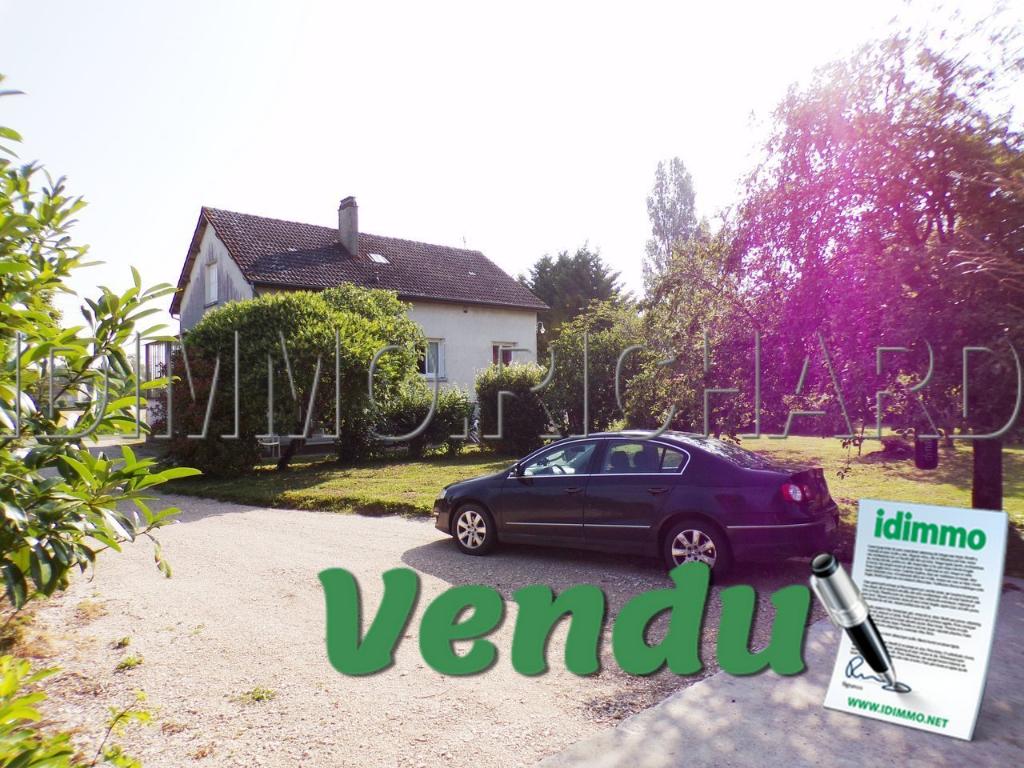 VENDU - MIGNERETTE - Maison A vendre / Acheter - 4 pièces - 85 m²
