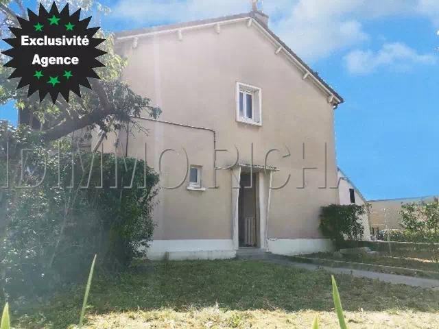 BEAUMONT DU GATINAIS Maison A vendre - 3 pièces - 55 m² Habitables - 195 m² de Terrain