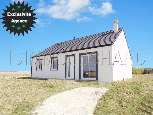 BEAUMONT DU GATINAIS Maison A vendre - 4 pièces - 85 m² habitables sur 1092 m² de Terrain