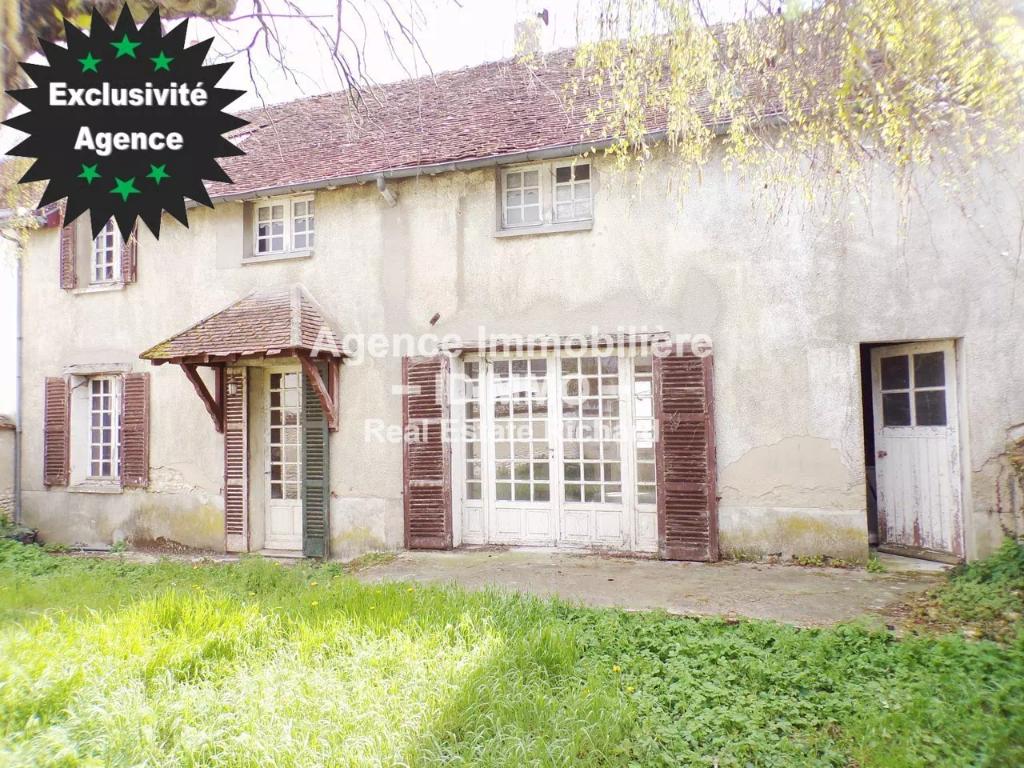 A VENDRE Maison de village, 3 chambres, jardin.