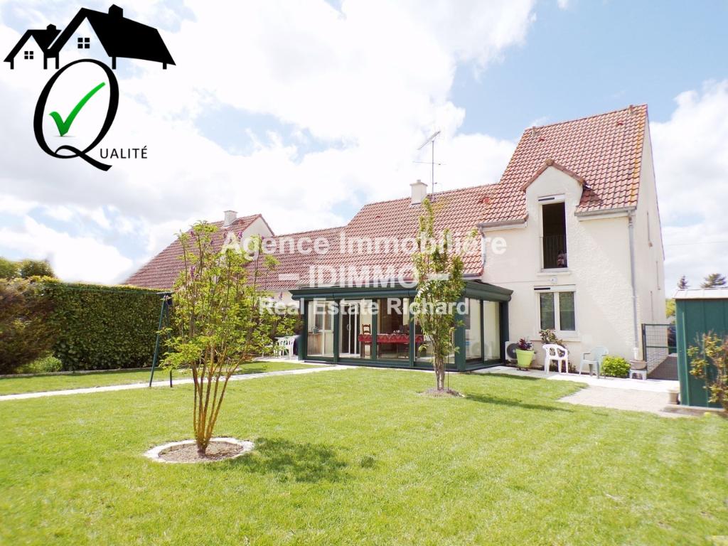 A VENDRE Maison, 140 m², 3 chambres, 467 m² de Terrain.
