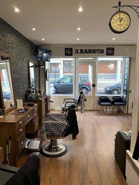 salon de coiffure très bien situé à Enghien les bains