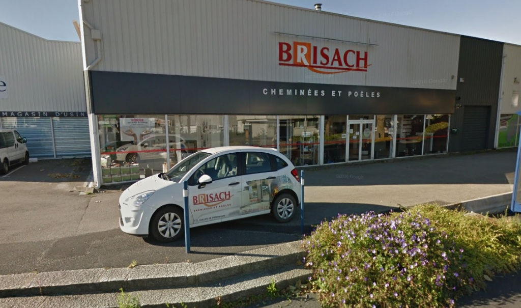 Local commercial Brest périphérie Kergonan