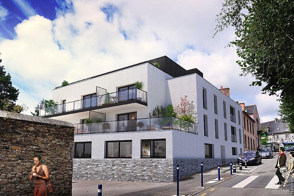 LES TERRASSES DE BOHARS - Bohars centre - T3 avec balcon et parking