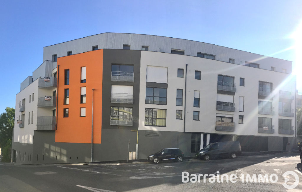 BREST CENTRE - T3 avec parking souterrain