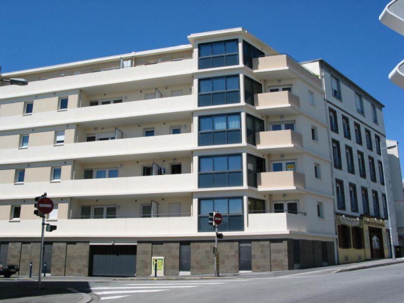 VENDU  BREST  CENTRE  JAURES  APPARTEMENT  T3  78 M²  RESIDENCE  RECENTE  ASCENSEUR PLACE DE PARKING