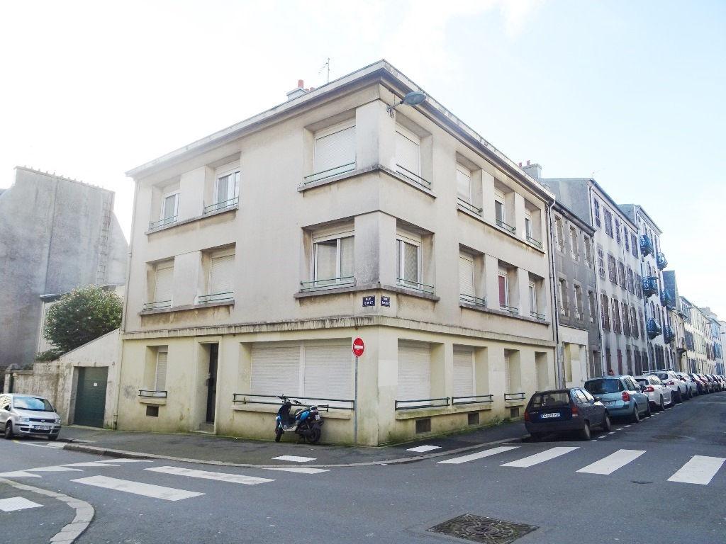 VENDU BREST SAINT-MARTIN IMMEUBLE DE RAPPORT 153 m² 7 appartements tous loués