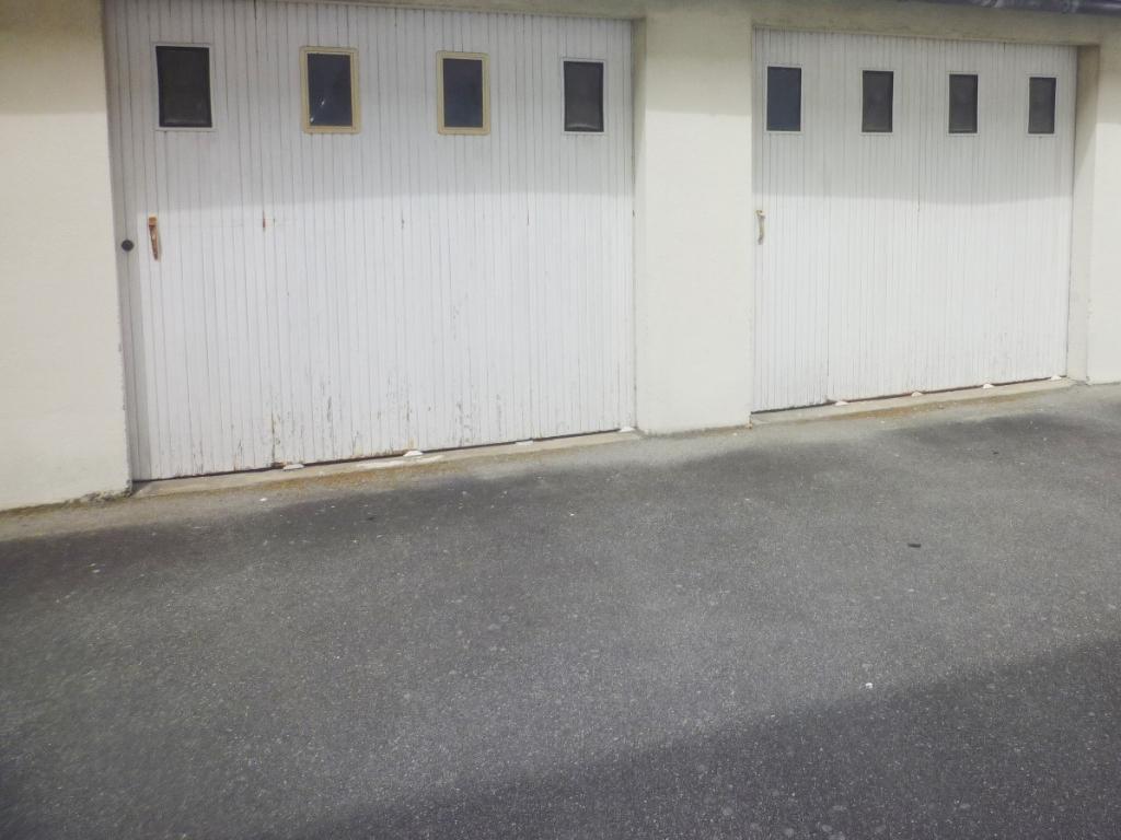 A VENDRE LORIENT MERVILLE GARAGE INDIVIDUEL 14m²