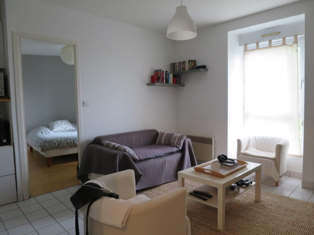 LOCATION BREST PETIT PARIS APPARTEMENT T1 BIS 32M²