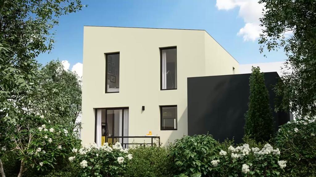 Vente d'une maison 4 pièces,78 m², à BREST