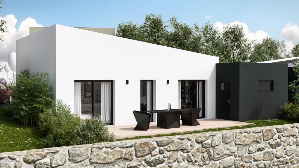 Vente d'une maison 3 pièces (61 m²) à BREST