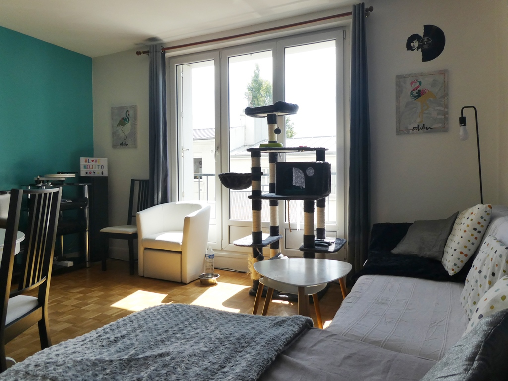 EXCLUSIVITE    BREST   STRASBOURG   APPARTEMENT T3   60.90M²