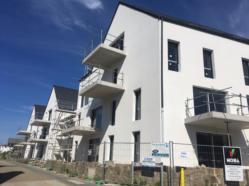 Appartement F2,48 m², à vendre à CARANTEC