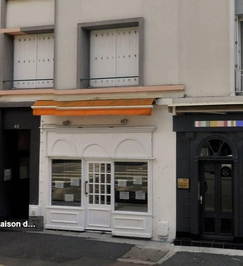 LOCAL COMMERCIAL BREST  PROCHE SIAM A CEDER