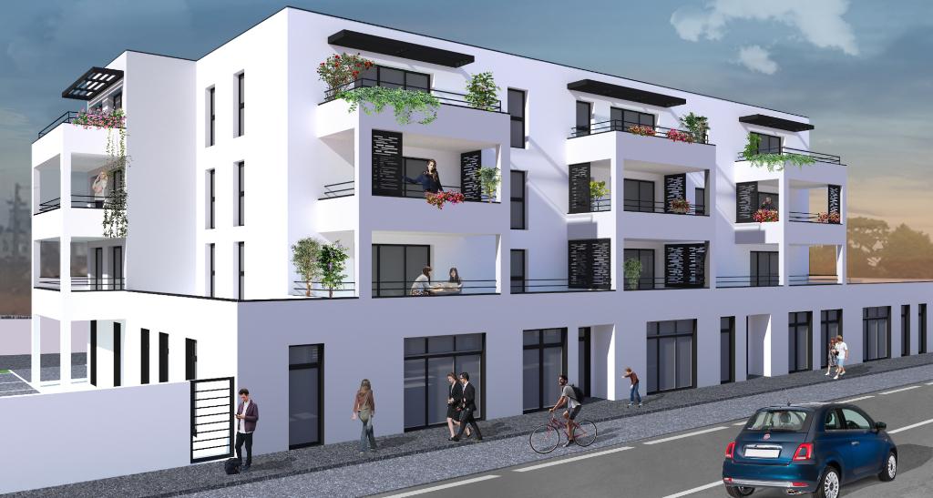 LANDERNEAU : appartement T4 en vente