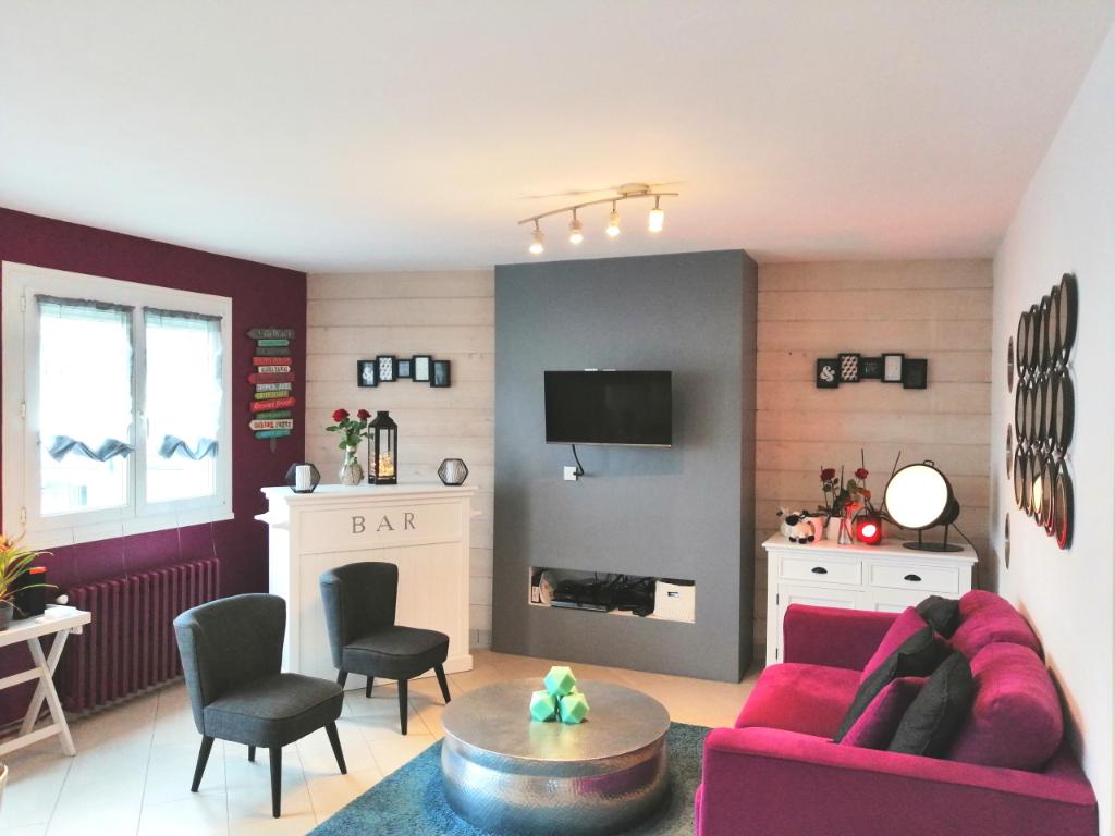 A LOUER - LORIENT QUARTIER LANVEUR - BEL Appartement T3 DE 60M²