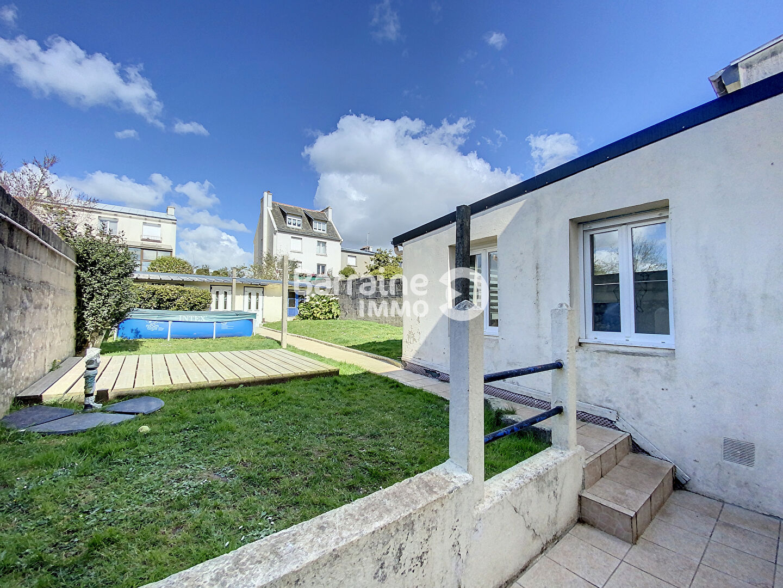 A LOUER BREST LAMBEZELLEC MAISON T5 90.02 m² GARAGE JARDIN